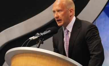 Jarmo Kekalainen: Great Expectations in Columbus