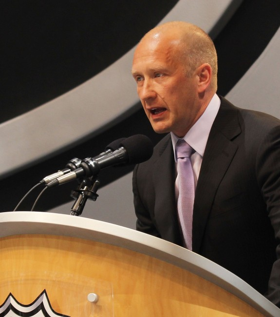Columbus GM Jarmo Kekalainen helped put this Monsters team together.