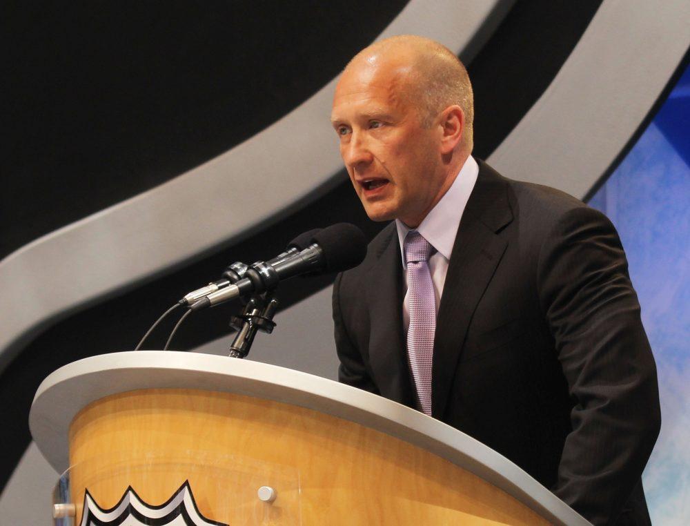 NHL Draft, Jarmo Kekalainen, Columbus Blue Jackets, Blue Jackets sign Jacob Graves