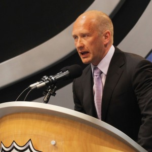 Columbus Blue Jackets GM Jarmo Kekalainen
