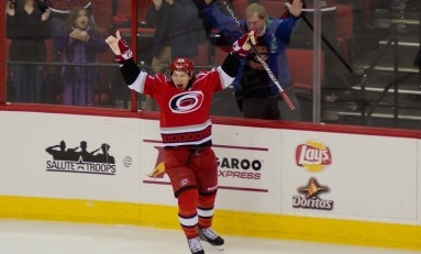'Canes Sweet Revenge; Beat the Flames 4-1