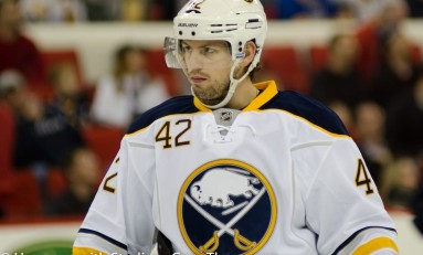 Buffalo Sabres: Expect Big Things From Nathan Gerbe