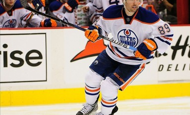 Sam Gagner Off to Strong Start for the Edmonton Oilers