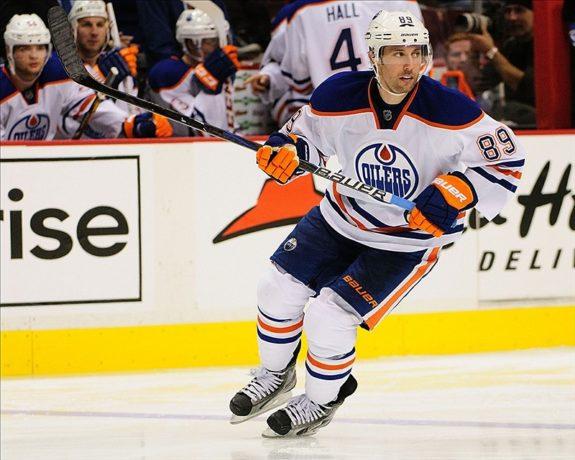 Sam Gagner - Oilers