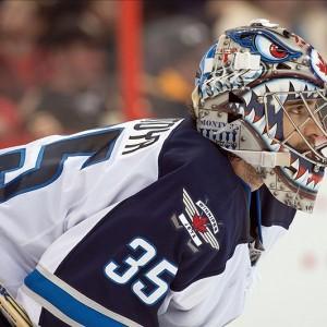 Montreal Canadiens goalie Al Montoya