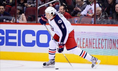 From Missouri to Ohio, the Building of the 2013 Columbus Blue Jackets