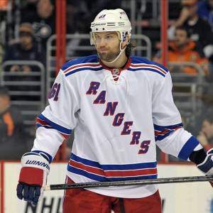 Rick Nash, NHL, Hockey, New York Rangers, Hockey, Milestones