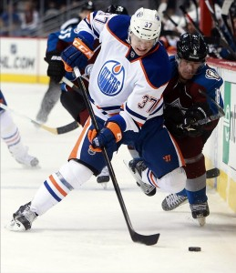 Saku Salminen's skill set is similar to fellow Finn; Edmonton's Lennart Petrell (Chris Humphreys-USA TODAY Sports)