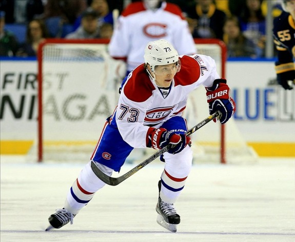 Brendan Gallagher (Kevin Hoffman-USA TODAY Sports)