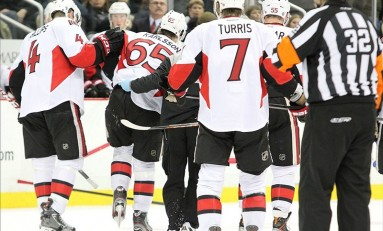 Will the Ottawa Senators Go Bertuzzi on Matt Cooke?