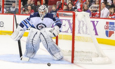 Is Winnipeg Leaning Too Much on Pavelec?