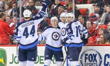 Winnipeg Jets Aren't Afraid To Spend Some Cash