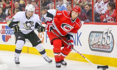 Keeping Tim Gleason Has Paid Off For Hurricanes
