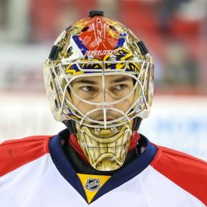Ex-Montreal Canadiens goalie Jose Theodore