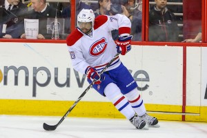 Montreal Canadiens defenseman PK Subban - (Photo: Andy Martin Jr)
