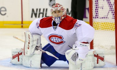 Montoya Injury Forces Habs to Play Price