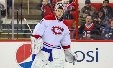 Time for Montreal Canadiens to Shut Carey Price Down