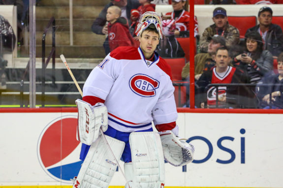 Montreal Canadians Carey Price (Photo: Andy Martin Jr)