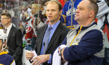 Sabres GM Kevyn Adams: A Brief History