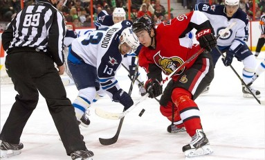 No Sweet Start to Season for Sens Swede Zibanejad