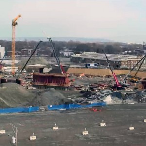 Quebec City arena not ready for NHL hockey