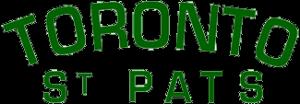 Toronto St. Pats Logo