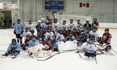 The Guelph Giants's Giant Goal: Special Hockey International