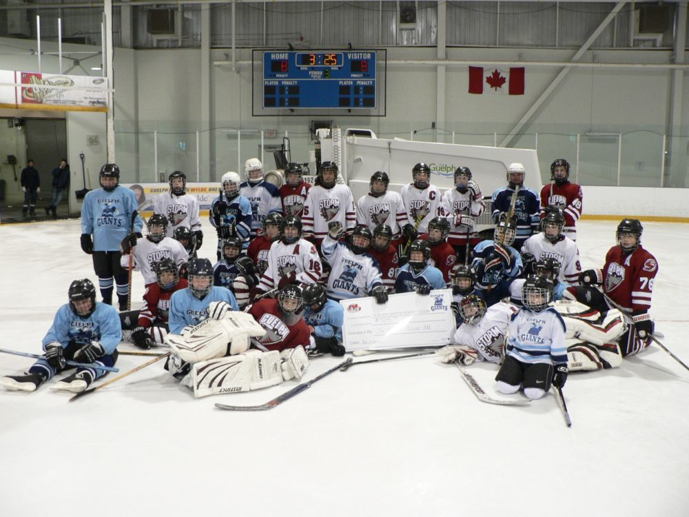 Photo courtesy of The Guelph Giants Ca.