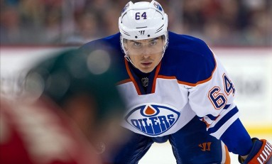 Nail Yakupov: Interview With Edmonton Oilers Forward
