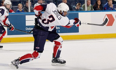 Solid Penalty Killing Leads the Way for USA Hockey