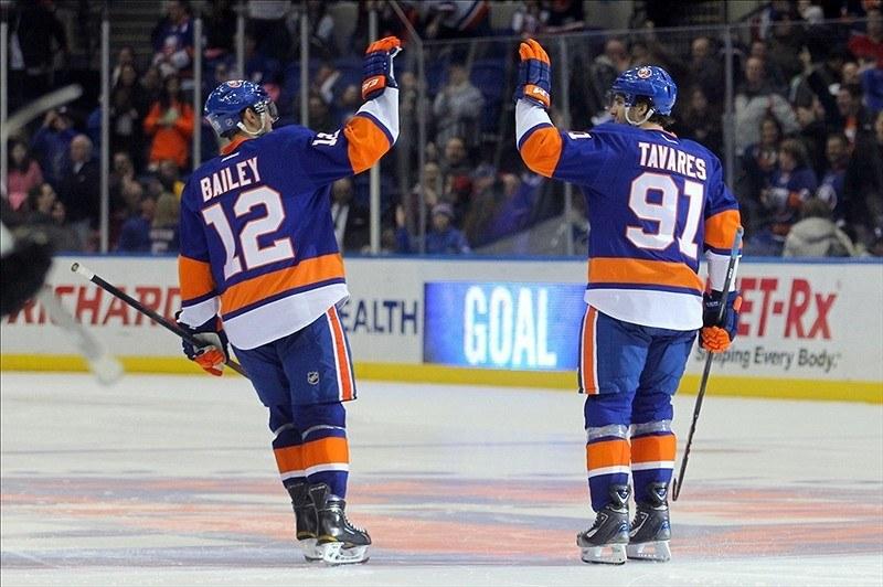 Josh Bailey John Tavares New York Islanders