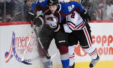 Colorado Avalanche:  High Five