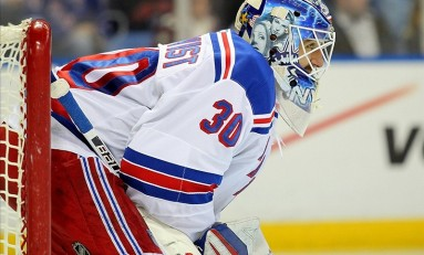 Rangers Stick With Lundqvist To Weather The Lightning