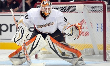Examining the Future Goaltending Options for the Anaheim Ducks