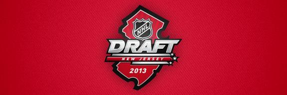 2013 NHL Draft Logo