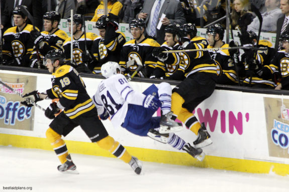 The NHL Playoffs are here and will be flying tonight even for fantasy fans. (File Photo)