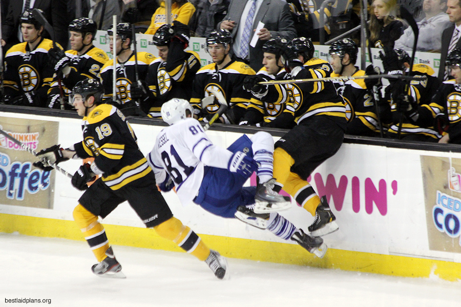Boston Bruins, Toronto Maple Leafs