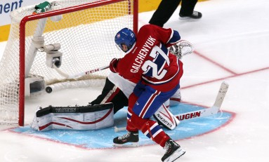 Montreal Canadiens' Alex Galchenyuk Looking For More Playing Time