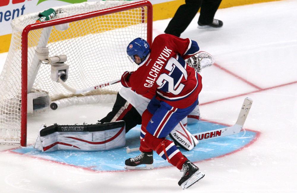 Galchenyuk Canadiens