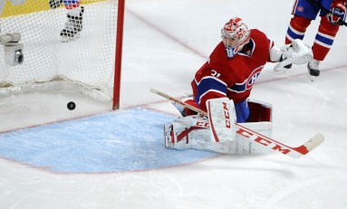 Carey Price and A Weak Penalty Kill Are Sinking the Montreal Canadiens