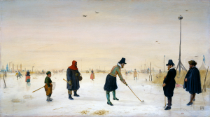 Colf Players on Ice 1625