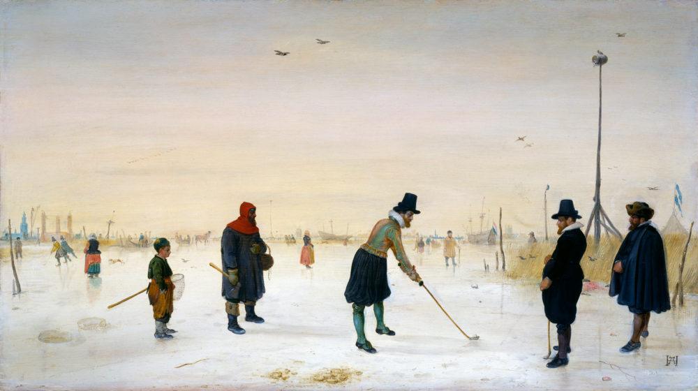 Colf Players on Ice 1625