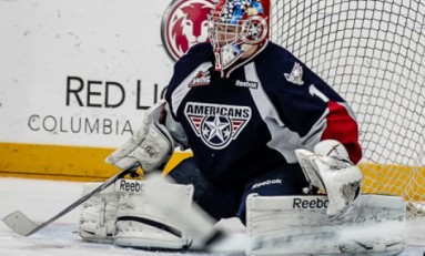 Eric Comrie - The Next Ones: 2013 NHL Draft Prospect Profile