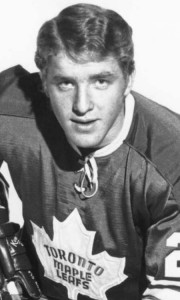 SPENCER - BRIAN - TORONTO MAPLE LEAFS - (NHL) - (REGINA PATS - 1967-68)