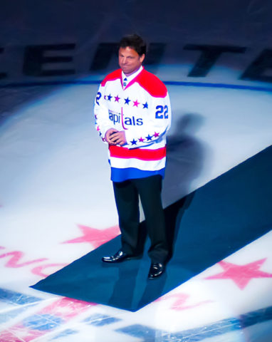 Dino Ciccarelli, Washington Capitals