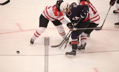 USA Women's Hockey: There's a History; USA vs. Canada