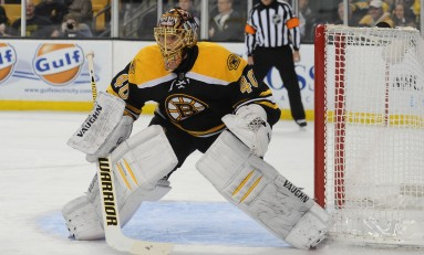 Another Rask Shutout Saves the Bruins