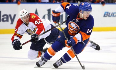 Hickey Injury Forces Islanders Into Decision-Making Mode