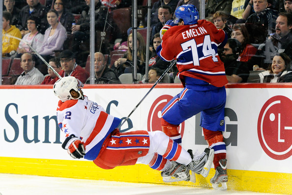 Physical Play in Today's NHL and Where it Fits
