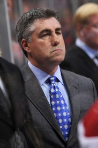 Dave Tippett (Rob Grabowski-USA TODAY Sports)